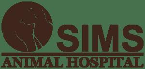 Logo of Sims Animal Hospital in Kingston, Ontario